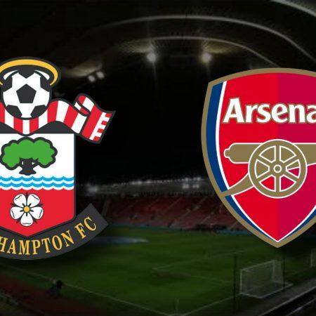 Apostas Southampton x Arsenal Copa da Inglaterra 23/01/2021