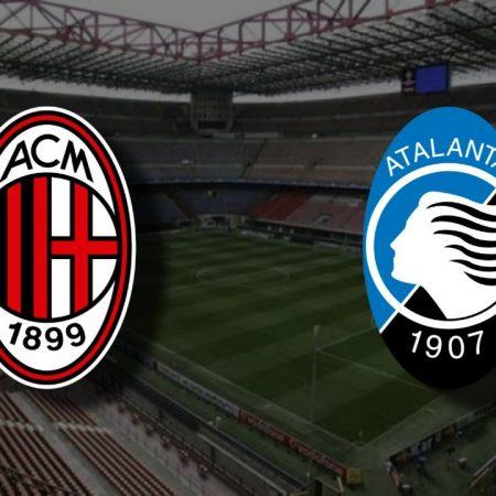 Apostas Milan x Atalanta Campeonato Italiano 23/01/2021