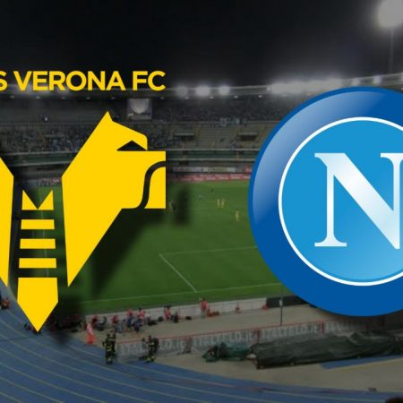 Apostas Verona x Napoli Campeonato Italiano 24/01/2021