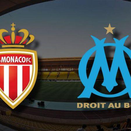 Apostas Mônaco x Olympique de Marseille Campeonato Francês 23/01/2021