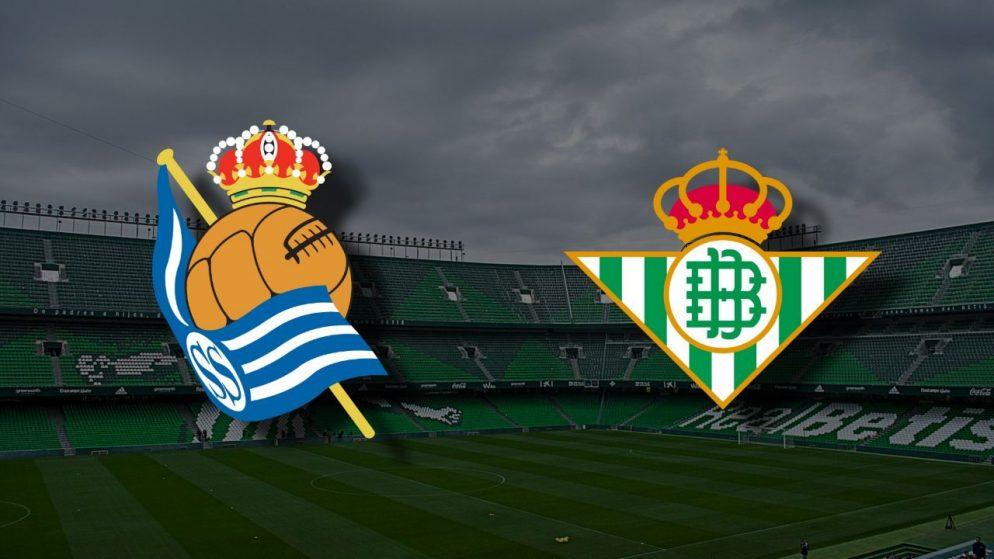 Apostas Real Sociedad x Real Betis La Liga 23/01/2021