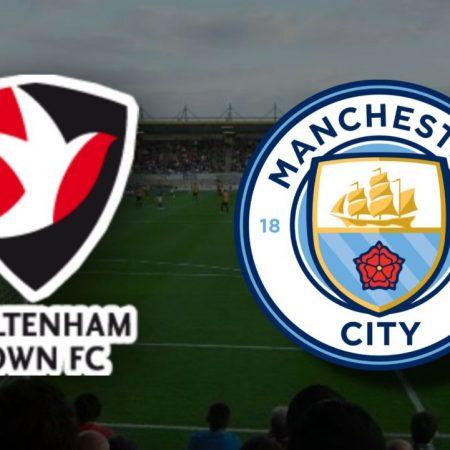Apostas Cheltenham Town x Manchester City FA Cup 23/01/2021