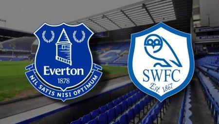 Apostas Everton x Sheffield Wednesday FA Cup 24/01/2021