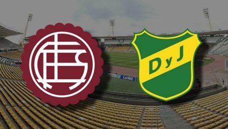 Apostas Lanús x Defensa y Justicia Final da Copa Sul-Americana 23/01/2021