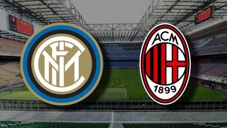Apostas Inter de Milão x Milan Copa da Itália 26/01/2021