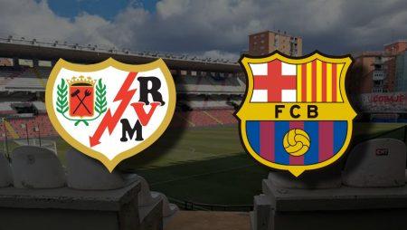 Apostas Rayo Vallecano x Barcelona Copa do Rei 27/01/2021