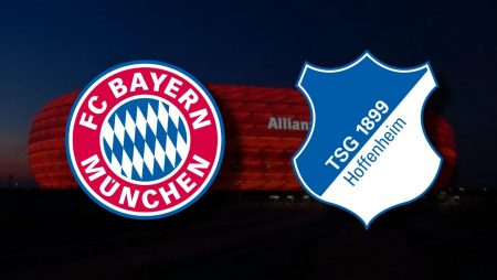 Apostas Bayern de Munique x Hoffenheim Bundesliga 30/01/2021