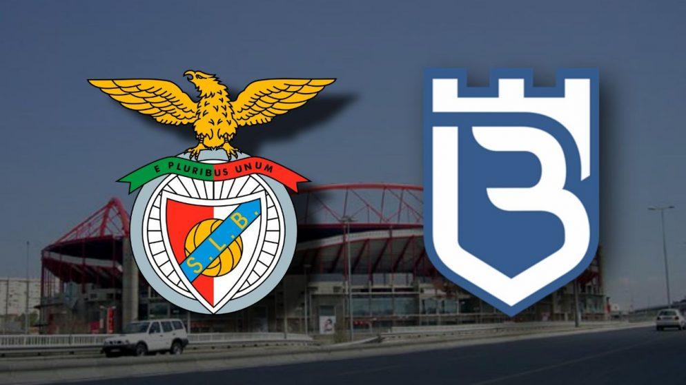 Apostas Benfica x Belenenses Taça de Portugal 28/01/2021
