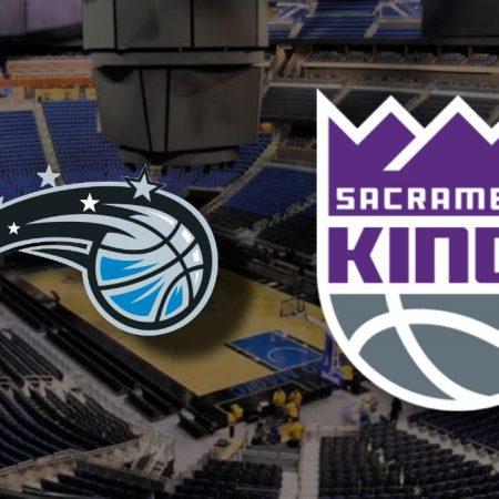 Apostas Orlando Magic x Sacramento Kings NBA 27/01/2021