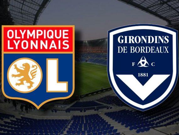 Apostas Lyon x Bordeaux Campeonato Francês 29/01/2021