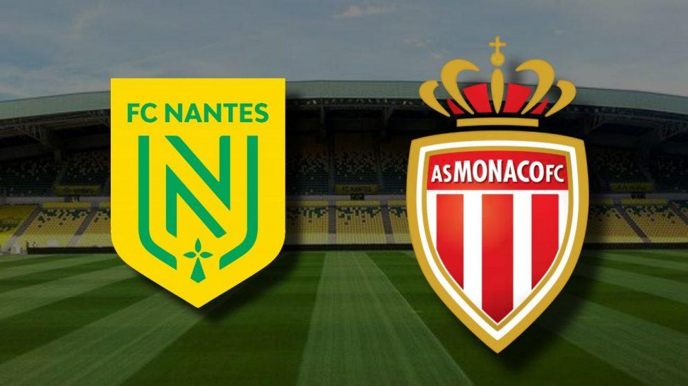 Apostas Nantes X Mônaco Ligue 1 31/01/2021