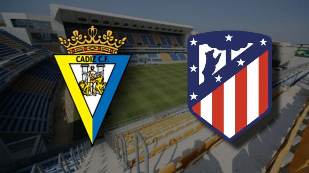 Apostas Cádiz x Atlético de Madrid La Liga 31/01/2021