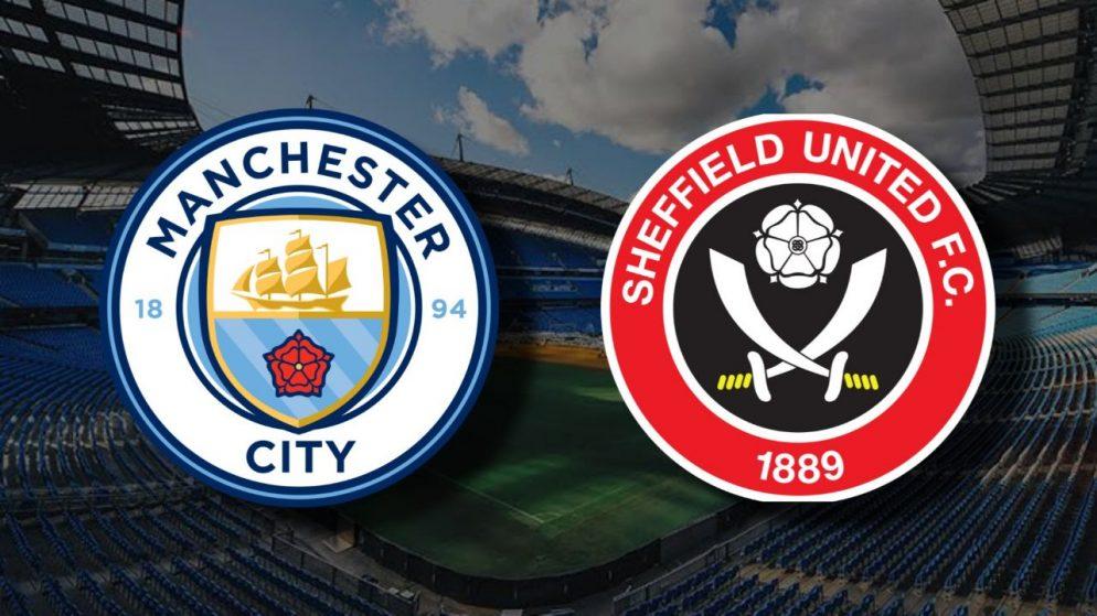 Apostas Manchester City x Sheffield United Premier League 30/01/2021