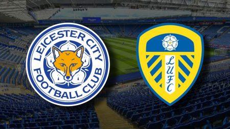 Apostas Leicester x Leeds Premier League 31/01/2021