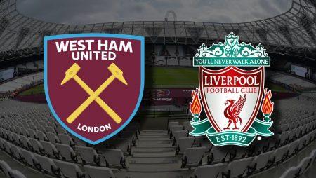 Apostas West Ham x Liverpool Premier League 31/01/2021