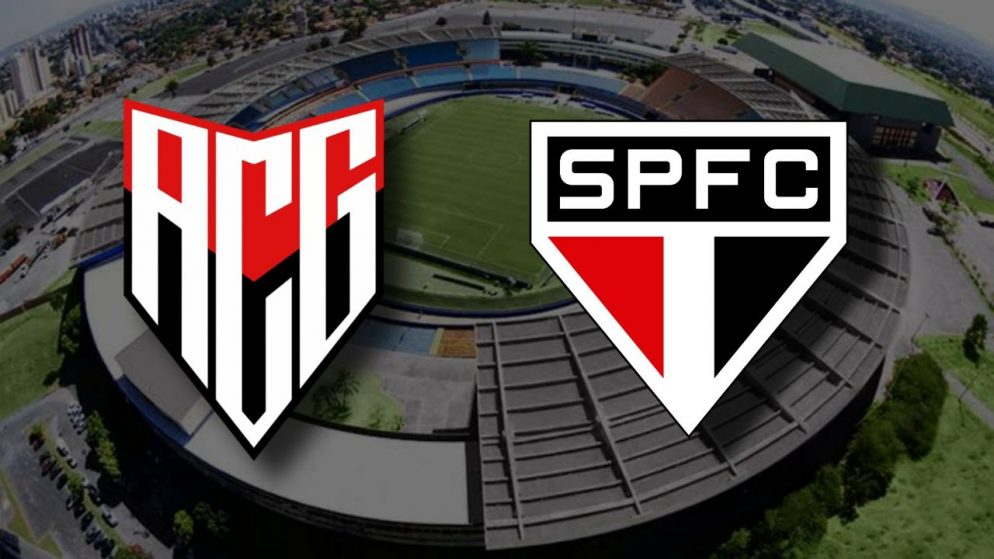 Apostas Atlético Goianiense x São Paulo Campeonato Brasileiro 31/01/2021