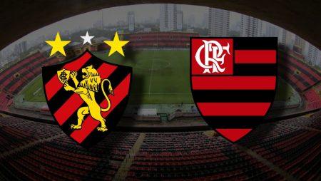 Apostas Sport x Flamengo Brasileirão 01/02/2021