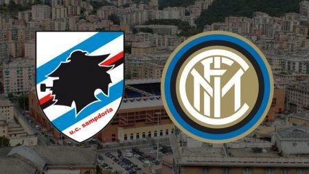 Apostas Sampdoria x Inter de Milão Campeonato Italiano 06/01/2021