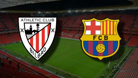 Apostas Athletic Bilbao x Barcelona La Liga 06/01/2021