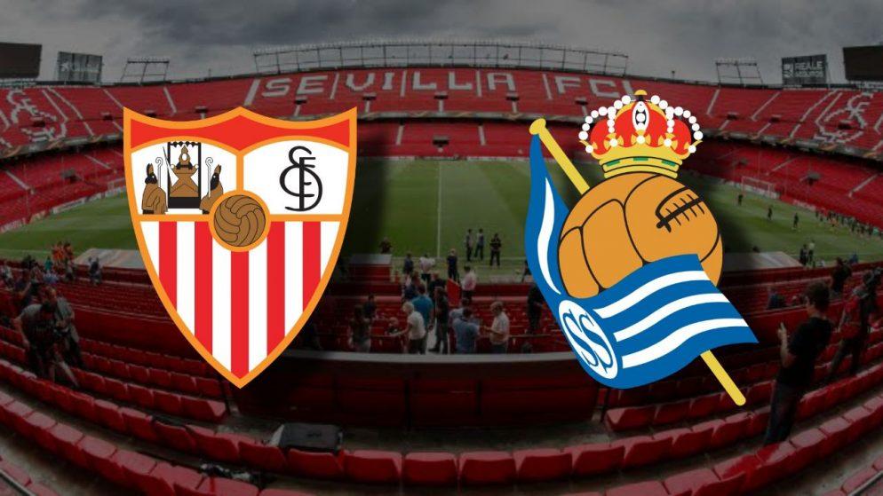Apostas Sevilla x Real Sociedad La Liga 09/01/2021