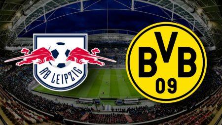 Apostas RB Leipzig x Borussia Dortmund Bundesliga 09/01/2021