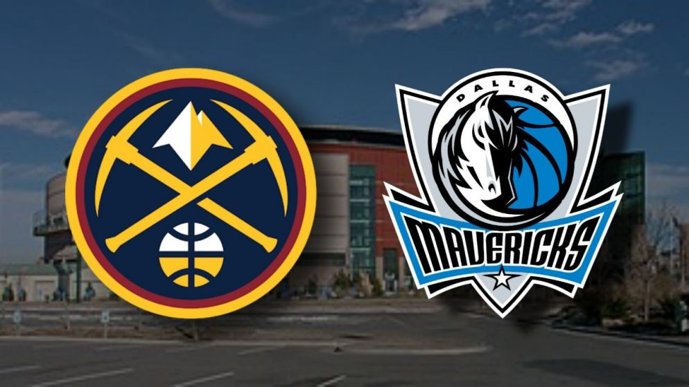 Apostas Denver Nuggets x Dallas Mavericks NBA 08/01/2021