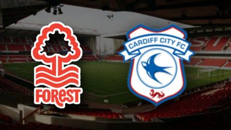 Apostas Nottingham Forest x Cardiff City Copa da Inglaterra 09/01/2021