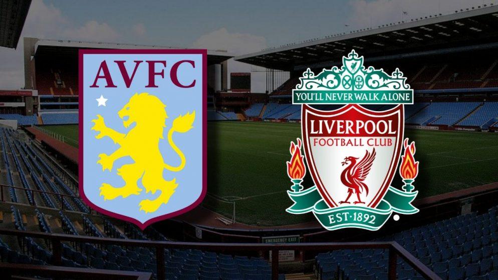 Apostas Aston Villa x Liverpool Copa da Inglaterra 08/01/2021