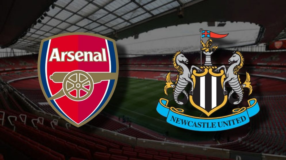 Apostas Arsenal x Newcastle Copa da Inglaterra 09/01/2021