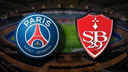Apostas PSG x Stade Brestois 29 Campeonato Francês 09/01/2021