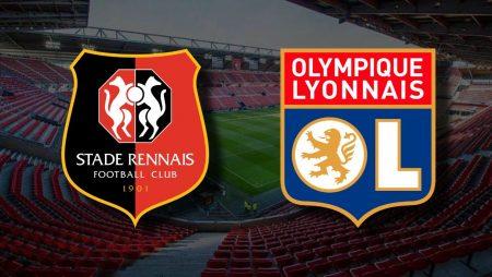 Apostas Rennes x Lyon Campeonato Francês 09/01/2021