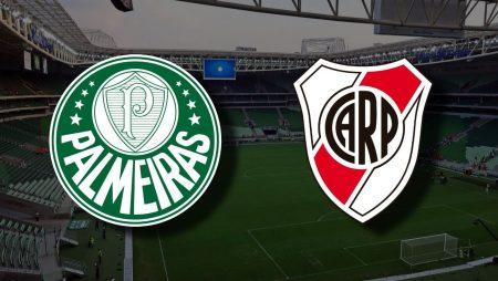 Apostas Palmeiras x River Plate Libertadores da América 12/01/2021