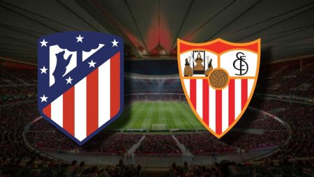 Apostas Atlético de Madrid x Sevilla La Liga 12/01/2021