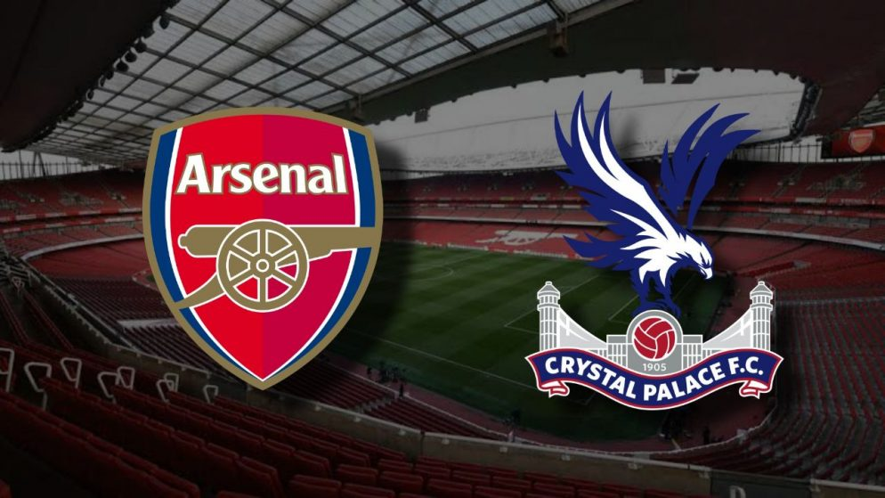 Apostas Arsenal x Crystal Palace Premier League 14/01/2021
