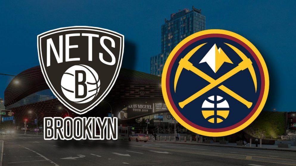 Apostas Brooklyn Nets x Denver Nuggets NBA 12/01/2021