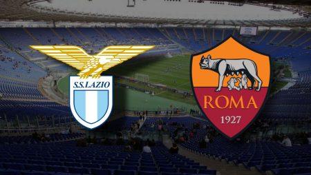 Apostas Lazio x Roma Campeonato Italiano 15/01/2021