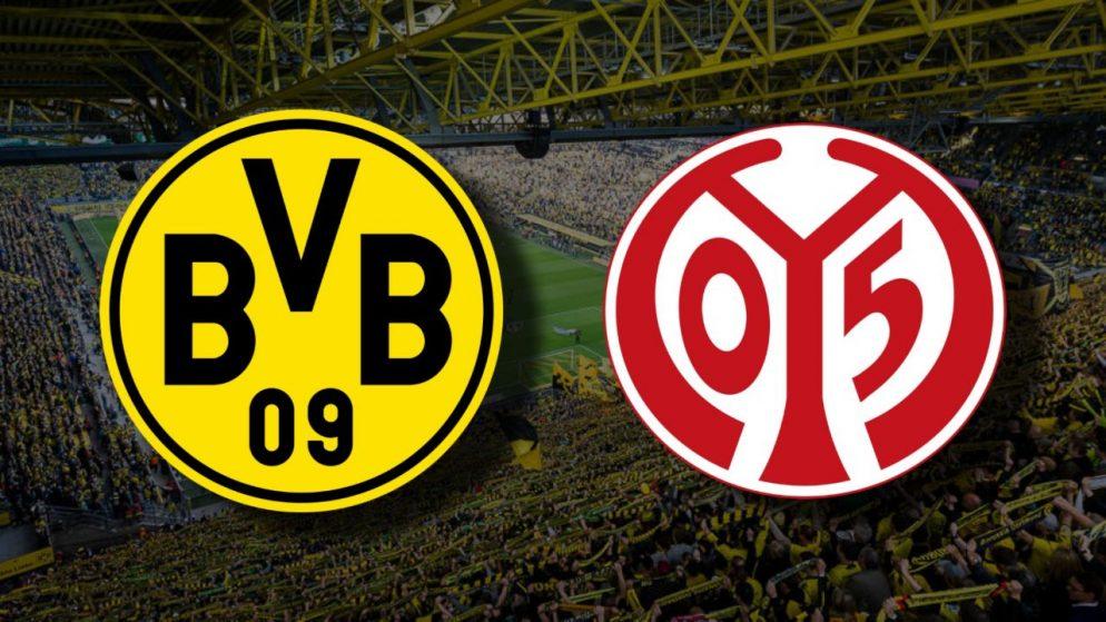 Apostas Borussia Dortmund x Mainz Bundesliga 16/01/2021