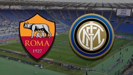 Apostas Roma x Internazionale Serie A 10/01/2021