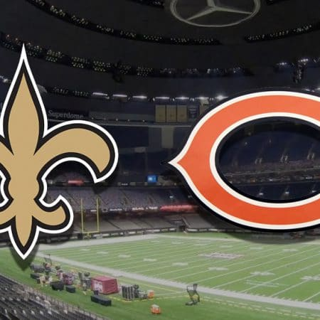 Apostas Saints x Bears NFL 10/01/2021