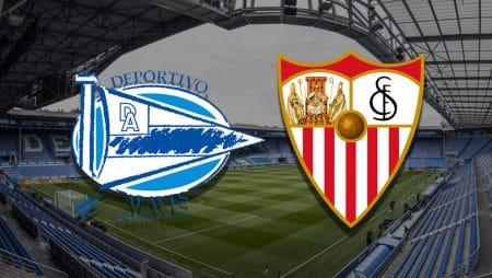 Apostas Alavés x Sevilla La Liga 19/01/2021