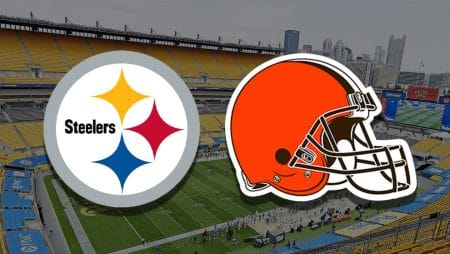Apostas Steelers x Browns NFL 10/01/2021