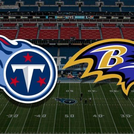 Apostas Titans x Ravens NFL 10/01/2021