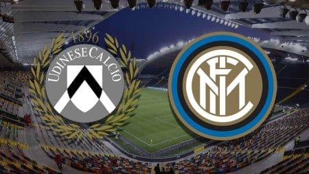 Apostas Udinese x Internazionale Serie A 23/01/2021