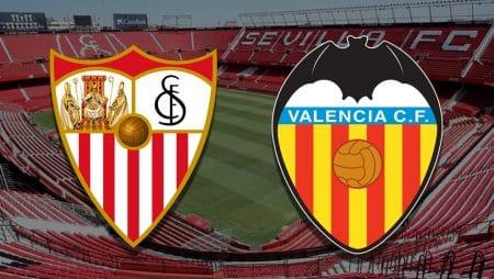 Apostas Sevilla x Valencia Copa do Rei 27/01/2021