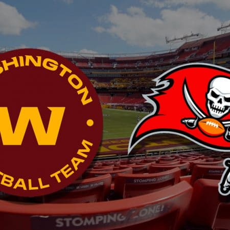 Apostas Washington x Buccaneers NFL 09/01/2021