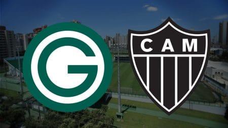 Apostas Goiás x Atlético Mineiro Brasileirão 03/02/2021