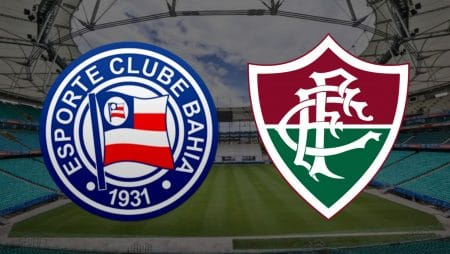 Apostas Bahia x Fluminense Brasileirão 03/02/2021