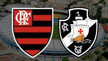 Apostas Flamengo x Vasco Brasileirão 04/02/2021