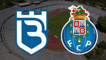 Apostas Belenenses x FC Porto Campeonato Português 04/02/2021