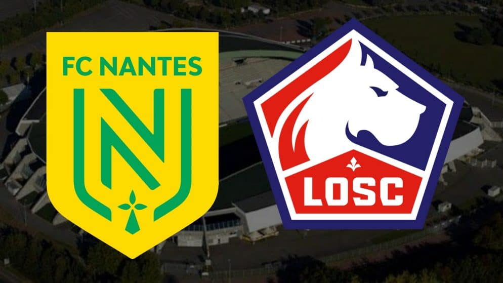 Apostas Nantes x Lille Campeonato Francês 07/02/2021